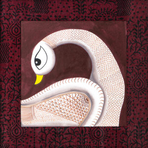 Kalighat Painting for Sale