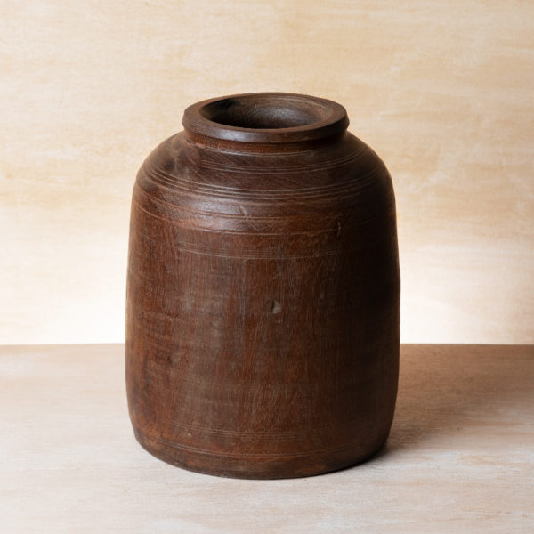 Wooden India Pottery